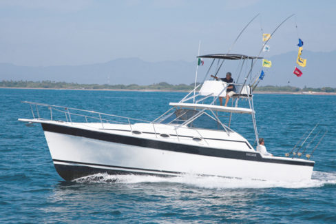 Alura 36 Smooth ride
